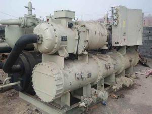 广州回收二手空调,溴化锂机组,螺杆机组回收